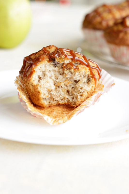 Mom's Apple Muffins-10