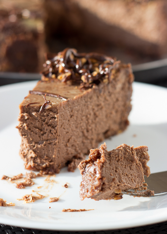 Chocolate Cheesecake-13