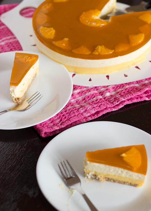 Orange Dessert-28