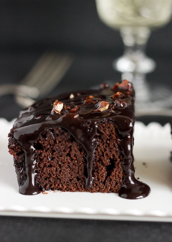 Chocolate Sheet Cake-4